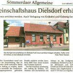 2016-08-13 Dorfgemeinschaftshaus