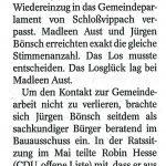 2021-06-29 Jürgen Bönsch rutscht nach in Gemeinderat