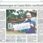 2021-07-03 Erinnerungen an Laura-Bahn wachhalten